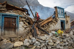 Supporting earthquake relief efforts in Nepal
