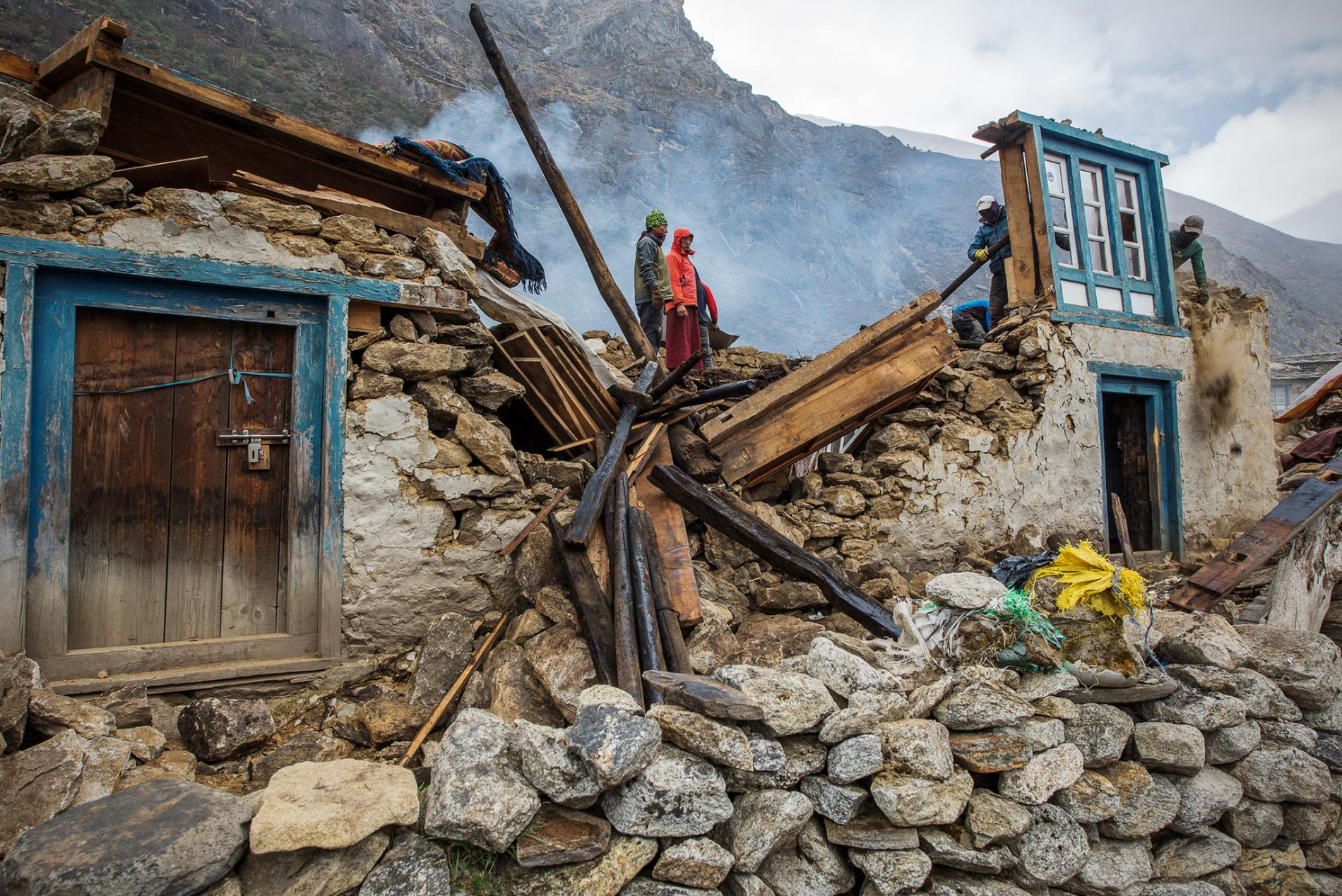 Support Earthquake Relief In Nepal >> Supporting Earthquake Relief Efforts In Nepal