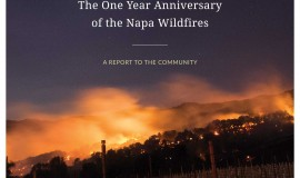 The One Year Anniversary of the Napa Wildfires